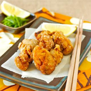 Peanut Chicken Japanese Recipes