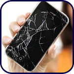 Real Broken Screen Prank Icon