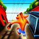 Subway Crash Jungle 3D Fox Bandi Game Adventures