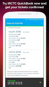 Quick Tatkal – Rail Connect & Website Autofill App Download For Android 6