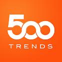 500 Trends - Fun Shopping icon