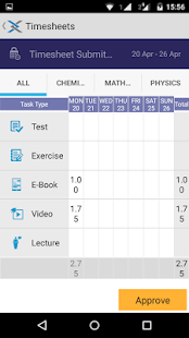 Vidyamandir Classes Parent App- screenshot thumbnail