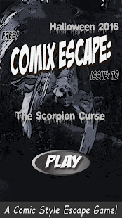 Comix Escape: Halloween- screenshot thumbnail