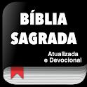 Bíblia Sagrada Atualizada Offline e Devocional icon