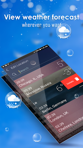 Daily weather forecast 6.0 Apk for Android 23