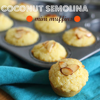 Coconut Semolina Cake HARISSA.