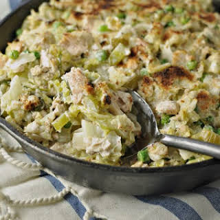 Cabbage Noodle Tuna Casserole – Low Carb, Gluten Free.