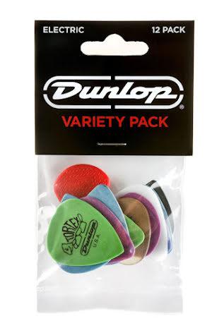 Plektrum DUNLOP PVP113 Electric Variety pack 12/PLYPK