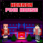 Horror In The Pink House. Escape Adventure