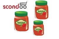 Angebot für Alle Marken: Ketchup im Supermarkt - Scondoo