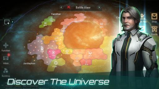 Stellaris: Galaxy Command, Sci-Fi, space strategy 0.0.42 screenshots 1