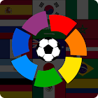 La Liga - Spanish Football League Official - 西甲联赛 icon