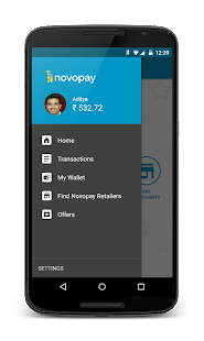 Novopay- Send, Receive and Pay- screenshot thumbnail