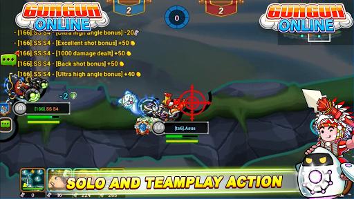 Gungun Online: Shooting game screenshots 22