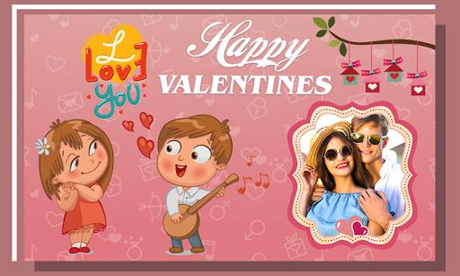Valentines Day Photo Frames 1.0 screenshots 3