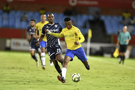Motjeka Madisha of Mamelodi Sundowns.