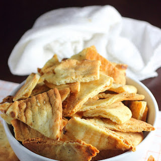 Homemade Pita Chips Recipe