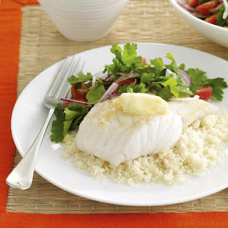 White Fish with Lemon Butter Recipe