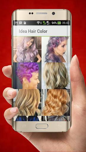 hair color ideas new screenshot 2
