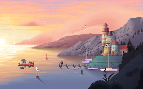 Old Man's Journey Demo Screenshot
