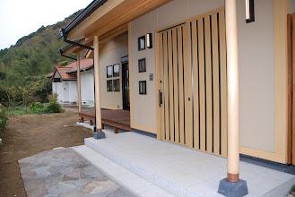 Photo: 玄関