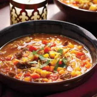 Moroccan Vegetable Soup (Chorba)