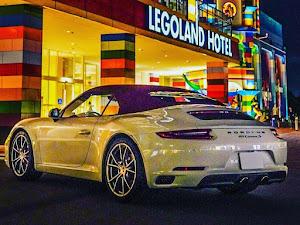 911 991H2 carrera S cabrioletのカスタム事例画像 Paneraorさんの2020年09月01日23:03の投稿