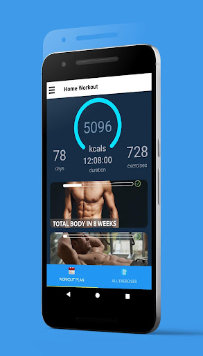 Image of Home Workout - No Equipment (Premium Quality) 1.2.7 2