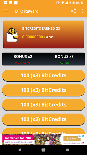 Freebitco in cracker software, Get free bitcoin on iphone