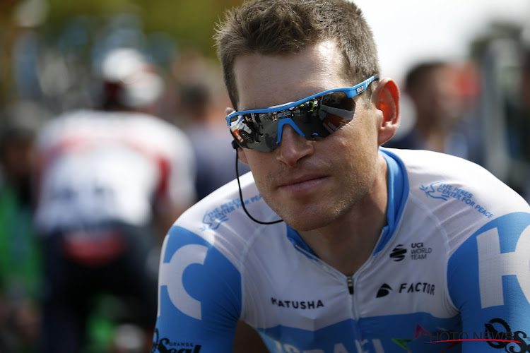 Ben Hermans is er na valpartijen steeds erg aan toe: van Plouay 2015 tot Tour Down Under 2020