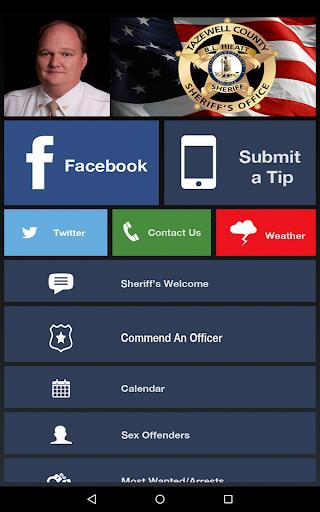 Tazewell Co Sheriff VA screenshot 5