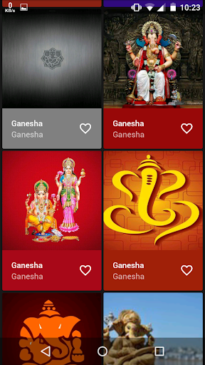 Hindu Gods Devotional Wallpapers  2017 1.0 screenshots 6