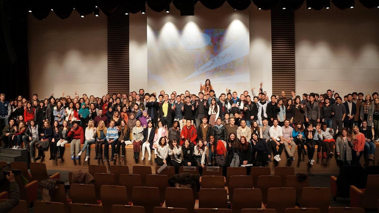 farewell&talent show