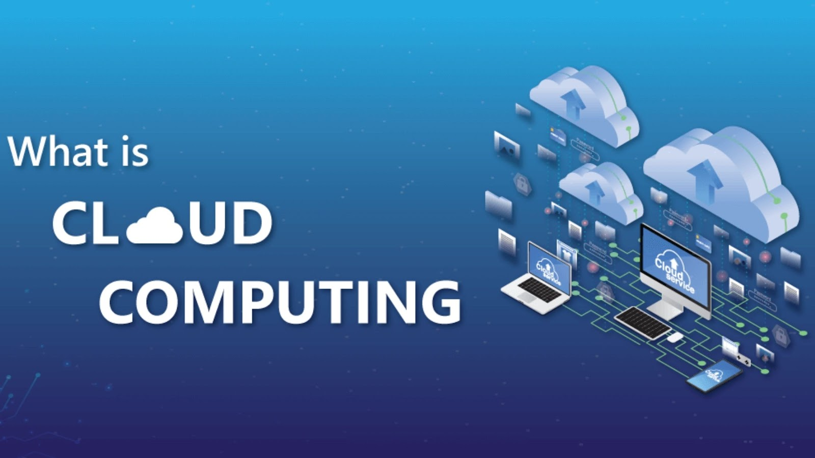 What's cloud computing, even in simple terms?