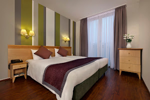 Olivaer Platz serviced apartments, Wilmersdorf