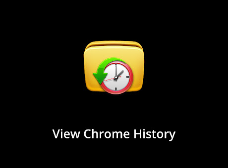 View Chrome History