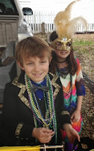 Photo: King & Queen - Adriana Seder and Trey Austin