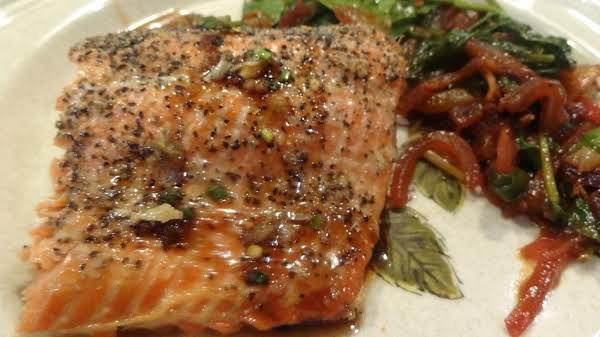 Bonnie's Roasted Sockeye Salmon