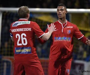 Libéré, le RMP assomme Westerlo (0-3) grâce à un triplé de Zinho Gano !