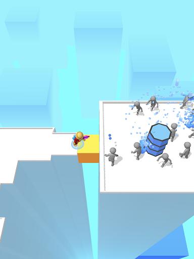 Paintman 3D - Color shooter 1.5 screenshots 14