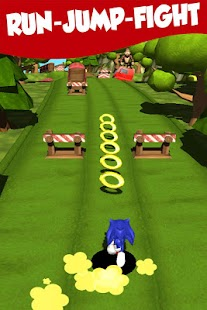 Sonic speed : BOOM runners game - náhled