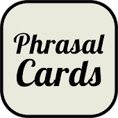 Phrasal Verbs Cards: Learn English Phrasal Verbs