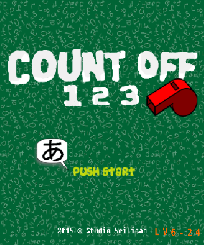 Count Off 123- screenshot