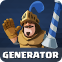 Deck Generate for Clash Royale