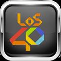 Radio Los40 - Todas las emisoras en una sola App.! icon