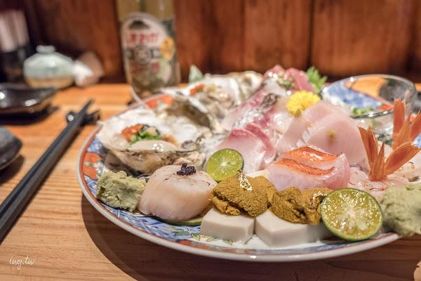 微風建一食堂 東區無菜單日式料理.豪華海鮮生魚片綜合盤