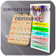 CONVIERTE TEMPERATURA A _°C _ °K _ °F CALCULADORA Download for PC Windows 10/8/7