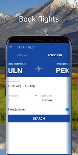MIAT Mongolian Airlines screenshot 3
