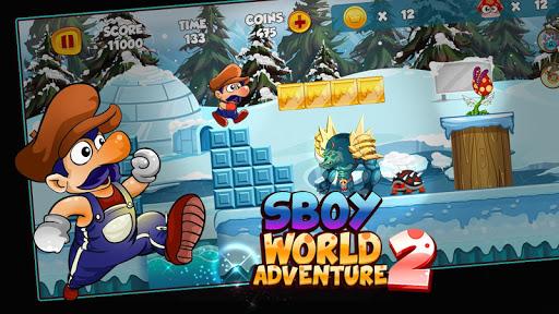 Sboy World Adventure 2 - New Adventures 2018 1.1.2 screenshots 7