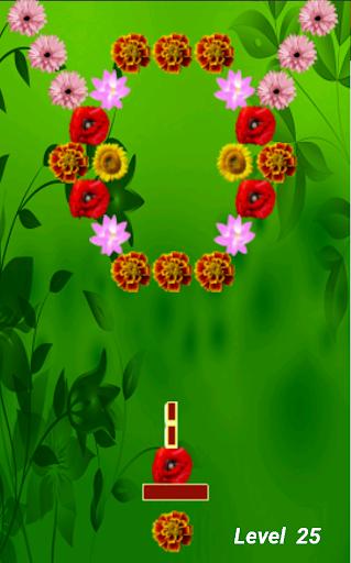 解謎必備免費app推薦|Bubble Flowers線上免付費app下載|3C達人阿輝的APP